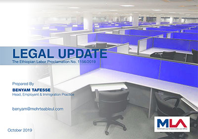 Legal Update on Employment